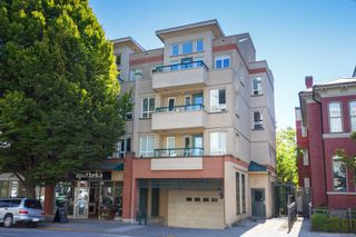 Photo 1: 201 1015 Johnson St in : Vi Downtown Condo for sale (Victoria)  : MLS®# 855458