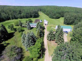 Main Photo: 51112 RGE RD 72: Rural Parkland County House for sale : MLS®# E4203235