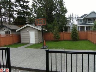 "Photo 22: 15050 59A Avenue in Surrey: Sullivan Station House for sale in ""SULLIVAN HEIGHTS"" : MLS®# F1017871"