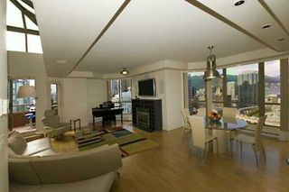 """Photo 4: PH 4 867 HAMILTON ST in Vancouver: Downtown VW Condo for sale in """"JARDINE'S LOOKOUT"""" (Vancouver West)  : MLS®# V601109"""