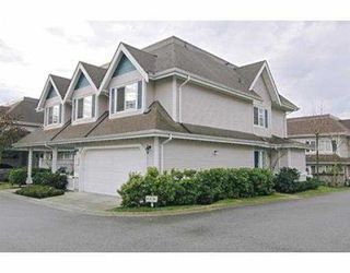 "Photo 1: 8 11355 236TH Street in Maple_Ridge: Cottonwood MR Townhouse for sale in ""ROBERTSON RIDGE"" (Maple Ridge)  : MLS®# V743245"