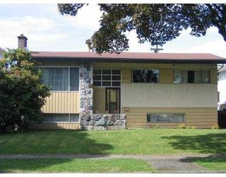 Photo 1: 1631 E 22ND Avenue in Vancouver: Knight House for sale (Vancouver East)  : MLS®# V754322