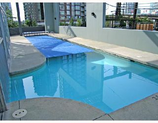 "Photo 10: 1105 501 PACIFIC Street in Vancouver: Downtown VW Condo for sale in ""THE 501"" (Vancouver West)  : MLS®# V775730"