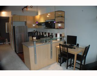 "Photo 5: 1105 501 PACIFIC Street in Vancouver: Downtown VW Condo for sale in ""THE 501"" (Vancouver West)  : MLS®# V775730"