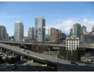 "Photo 2: 1105 501 PACIFIC Street in Vancouver: Downtown VW Condo for sale in ""THE 501"" (Vancouver West)  : MLS®# V775730"