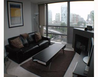 "Photo 6: 1105 501 PACIFIC Street in Vancouver: Downtown VW Condo for sale in ""THE 501"" (Vancouver West)  : MLS®# V775730"