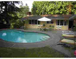 Photo 4: 3515 WESTMOUNT Road in West Vancouver: Westmount WV House for sale : MLS®# V777814