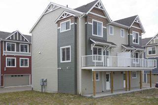 Photo 1: 46 2922 Maple Way in Edmonton: Zone 30 Townhouse for sale : MLS®# E4165264