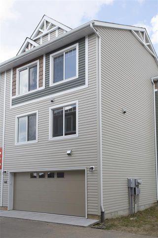Photo 2: 46 2922 Maple Way in Edmonton: Zone 30 Townhouse for sale : MLS®# E4165264