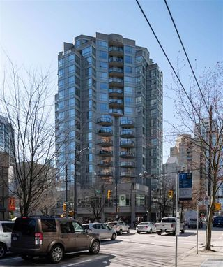 Main Photo: 911 1212 HOWE Street in Vancouver: Downtown VW Condo for sale (Vancouver West)  : MLS®# R2409041