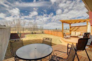 Photo 44: 3901 ROBINS Crescent in Edmonton: Zone 59 House for sale : MLS®# E4196395