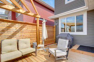 Photo 39: 3901 ROBINS Crescent in Edmonton: Zone 59 House for sale : MLS®# E4196395