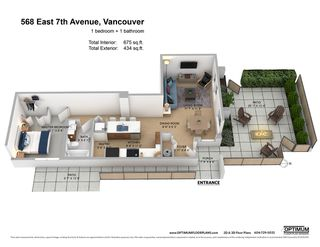 "Photo 24: 568 E 7TH Avenue in Vancouver: Mount Pleasant VE Condo for sale in ""8 ON 7"" (Vancouver East)  : MLS®# R2487538"