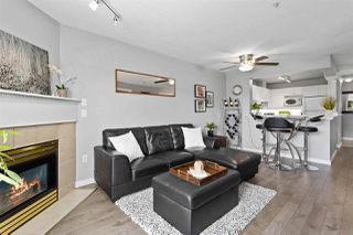 "Photo 4: 311 1669 GRANT Avenue in Port Coquitlam: Glenwood PQ Condo for sale in ""THE CHARLESTON"" : MLS®# R2488129"