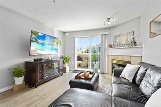 "Photo 2: 311 1669 GRANT Avenue in Port Coquitlam: Glenwood PQ Condo for sale in ""THE CHARLESTON"" : MLS®# R2488129"
