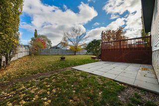 Photo 42: 7 HUNT Court: St. Albert House for sale : MLS®# E4218094
