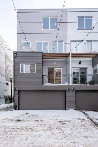 Photo 40: 6 9745 92 Street in Edmonton: Zone 18 Townhouse for sale : MLS®# E4223409