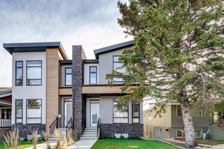 Main Photo: 3034 34 Street SW in Calgary: Killarney/Glengarry Semi Detached for sale : MLS®# A1056545