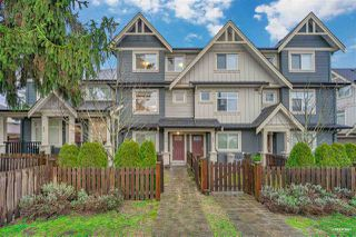 Main Photo: 14 6033 WILLIAMS Road in Richmond: Woodwards Townhouse for sale : MLS®# R2531172