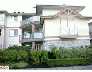 "Photo 1: 232 22150 48TH Avenue in Langley: Murrayville Condo for sale in ""EAGLECREST"" : MLS®# F1003427"