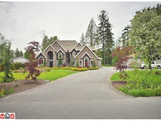 "Photo 1: 23157 80TH Avenue in Langley: Fort Langley House for sale in ""CASTLE HILL/FOREST KNOLLS"" : MLS®# F1014538"
