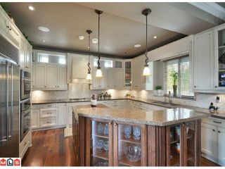 "Photo 4: 23157 80TH Avenue in Langley: Fort Langley House for sale in ""CASTLE HILL/FOREST KNOLLS"" : MLS®# F1014538"