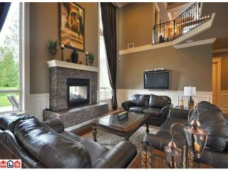 "Photo 2: 23157 80TH Avenue in Langley: Fort Langley House for sale in ""CASTLE HILL/FOREST KNOLLS"" : MLS®# F1014538"