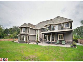 "Photo 10: 23157 80TH Avenue in Langley: Fort Langley House for sale in ""CASTLE HILL/FOREST KNOLLS"" : MLS®# F1014538"
