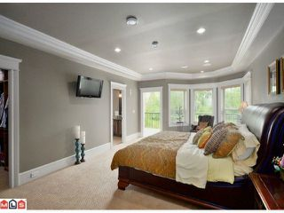 "Photo 8: 23157 80TH Avenue in Langley: Fort Langley House for sale in ""CASTLE HILL/FOREST KNOLLS"" : MLS®# F1014538"