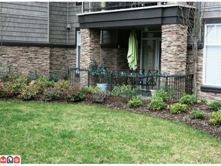 """Photo 8: 107 2068 SANDALWOOD Crescent in Abbotsford: Central Abbotsford Condo for sale in """"THE STERLING"""" : MLS®# F1018946"""