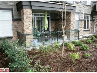 """Photo 9: 107 2068 SANDALWOOD Crescent in Abbotsford: Central Abbotsford Condo for sale in """"THE STERLING"""" : MLS®# F1018946"""