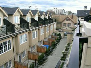 "Photo 6: 2947 LAUREL ST in Vancouver: Fairview VW Townhouse for sale in ""BROWNSTONE"" (Vancouver West)  : MLS®# V579130"