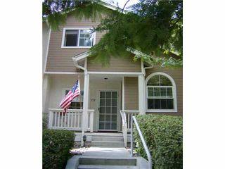 Photo 1: SCRIPPS RANCH Condo for sale : 2 bedrooms : 9930 Scripps Vista Way #152 in San Diego