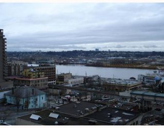 Photo 10: 1107 813 AGNES Street in New_Westminster: Downtown NW Condo for sale (New Westminster)  : MLS®# V768425