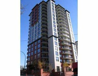 Photo 1: 1107 813 AGNES Street in New_Westminster: Downtown NW Condo for sale (New Westminster)  : MLS®# V768425