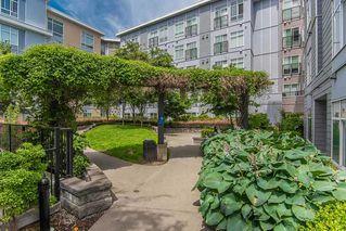 """Photo 3: 322 13728 108 Avenue in Surrey: Whalley Condo for sale in """"QUATTRO 3"""" (North Surrey)  : MLS®# R2396244"""