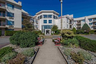 "Photo 1: 209 2626 COUNTESS Street in Abbotsford: Abbotsford West Condo for sale in ""The Wedgewood"" : MLS®# R2396914"