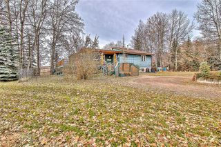 Main Photo: 129 Millarville Road: Millarville House for sale : MLS®# C4273506
