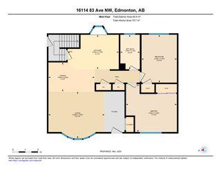 Photo 40: 16114 83 Avenue in Edmonton: Zone 22 House for sale : MLS®# E4191972