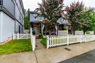 """Photo 4: 19 33460 LYNN Avenue in Abbotsford: Abbotsford East Townhouse for sale in """"ASTON ROW"""" : MLS®# R2476784"""