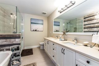 """Photo 24: 19 33460 LYNN Avenue in Abbotsford: Abbotsford East Townhouse for sale in """"ASTON ROW"""" : MLS®# R2476784"""