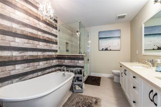 """Photo 23: 19 33460 LYNN Avenue in Abbotsford: Abbotsford East Townhouse for sale in """"ASTON ROW"""" : MLS®# R2476784"""