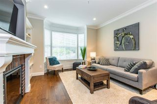 """Photo 5: 19 33460 LYNN Avenue in Abbotsford: Abbotsford East Townhouse for sale in """"ASTON ROW"""" : MLS®# R2476784"""