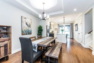 """Photo 9: 19 33460 LYNN Avenue in Abbotsford: Abbotsford East Townhouse for sale in """"ASTON ROW"""" : MLS®# R2476784"""