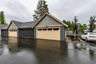"""Photo 40: 19 33460 LYNN Avenue in Abbotsford: Abbotsford East Townhouse for sale in """"ASTON ROW"""" : MLS®# R2476784"""