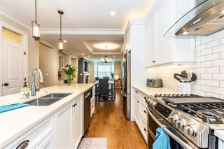 """Photo 17: 19 33460 LYNN Avenue in Abbotsford: Abbotsford East Townhouse for sale in """"ASTON ROW"""" : MLS®# R2476784"""