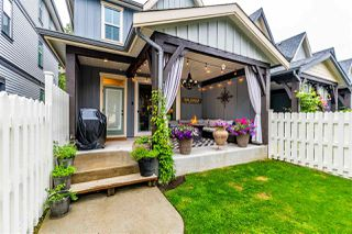 """Photo 36: 19 33460 LYNN Avenue in Abbotsford: Abbotsford East Townhouse for sale in """"ASTON ROW"""" : MLS®# R2476784"""