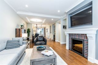 """Photo 7: 19 33460 LYNN Avenue in Abbotsford: Abbotsford East Townhouse for sale in """"ASTON ROW"""" : MLS®# R2476784"""