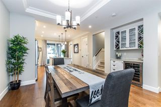 """Photo 10: 19 33460 LYNN Avenue in Abbotsford: Abbotsford East Townhouse for sale in """"ASTON ROW"""" : MLS®# R2476784"""
