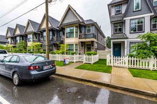 "Photo 39: 19 33460 LYNN Avenue in Abbotsford: Abbotsford East Townhouse for sale in ""ASTON ROW"" : MLS®# R2476784"